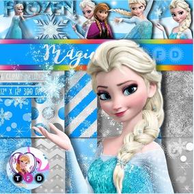 Super Kit Imprimible Frozen 100% Editable + Regalos