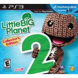 Littlebigplanet 2 Edición Coleccionista - Playstation 3