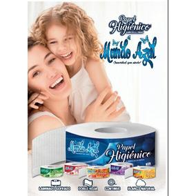 Papel Higienico Mundo Azul