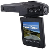 Camara Seguridad Auto Hd Dvr Dash Hd Lcd