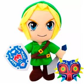 Peluche Link The Legend Of Zelda Envio Gratis Majoras Mask