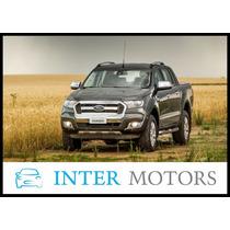 Nueva Ford Ranger 2017xlt Us 32.900 Doblecabina Inter Motors