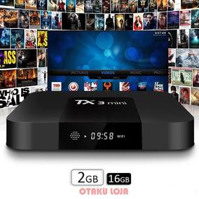 Tv Box Tanix Tx3 Mini - Transforme Sua Tv Em Smart !