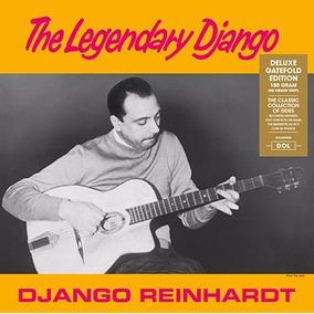 Reinhardt - The Legendary Django - Vinilo 180 Grs.