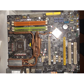 Placa Madre Msi P35 Platinum+ddr2 2gb+e8400