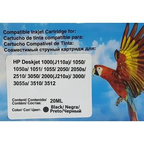 Cartucho Hp Generico 122 Xl Ch563he Negro 1050 2050 Tt
