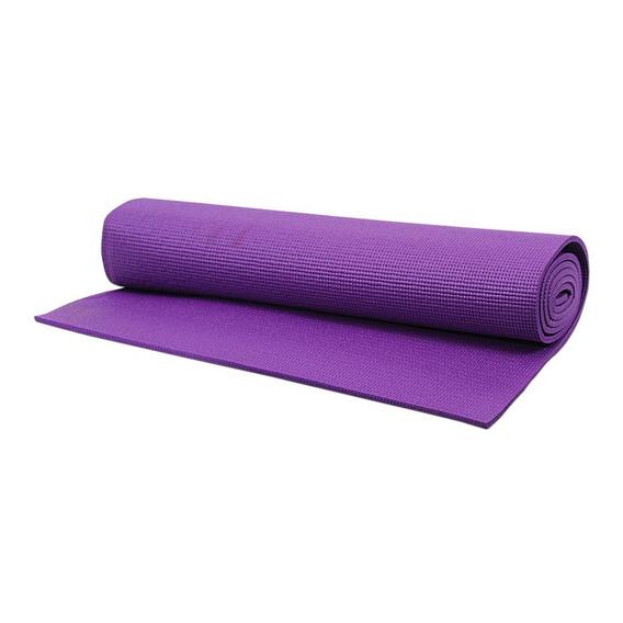 Colchoneta Mat Yoga Pilates Fitness Enrollable Gym Mat 6 Mm