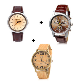 51f7d0a7cd2 Presente Bonito - Relógios De Pulso no Mercado Livre Brasil