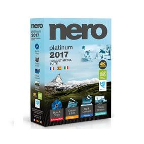 Nero 2017 Platinum 1 Pc