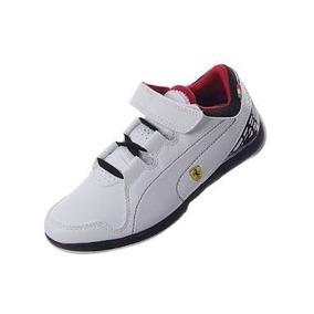 Tenis Puma Ferrari De Kids Originales 100%