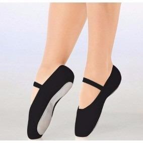 Sapatilha Ballet Capezio Feminina Preta Tam 22 A 41