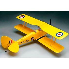 Aeromodelo Tiger Moth Rtf - Elétrico - Env.: 560 - Arth-tech
