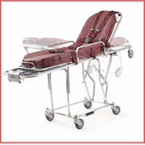Carro Camilla Para Ambulancia Modelo 35a Refurbished