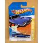 Hot Wheels 72 Ford Gran Torino Sport Azul - 2011 Hw Premiere