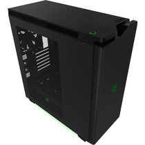 Gabinete Gamer Nzxt H440 Razer 4 Fan Usb 3.0