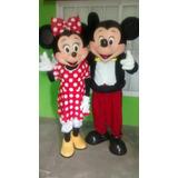 Alquiler De Mickey Y Minnie En Zona Oeste