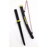 Espada Samurai Ninja Brinquedo 58cm Infantil Fantasia Festas