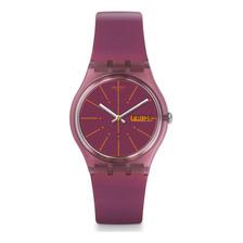 Reloj Sneaky Peaky Morado Swatch