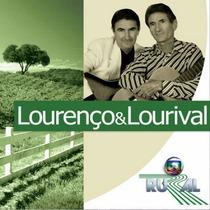Cd Lourenco E Lourival - Globo Rural (951935)