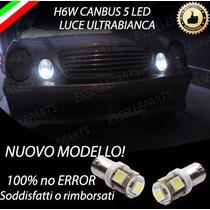 Acessorio Led De Posição Mercedes Classe E W2 Canbus No Erro