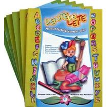 Coleção Pedagógica Dente De Leite 1 Serie + Brinde
