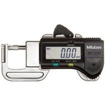 Mitutoyo 700-118-20 Rápida Mini Digital Medidor De Espesor P