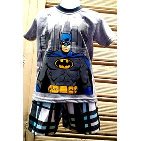 Conjuntos De Super Heroes Para Niños