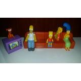 Sillon Los Simpsons Tele Burger Homero Bart Lisa March Magie