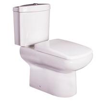 Vaso Sanitário Com Caixa Acoplada Pah 0619 Proaqua Branco