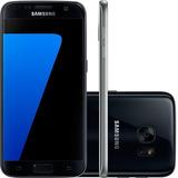 Samsung Galaxy S7 Negro Sm-g930f 4g + Regalos
