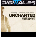 Uncharted The Nathan Drake Collection Ps4 Oferta Digittales