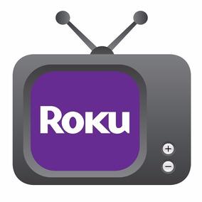 Libera Tu Roku Más De 350 Canales De Tv En Vivo
