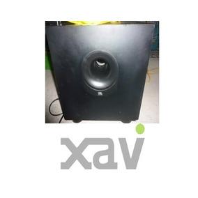 Subwoofer Hometheater Jbl Sub135 200 Watts 9999 Xavi