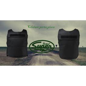 Chaleco Porta Placa Anti-balas Tactico Proteccion Tiro Super