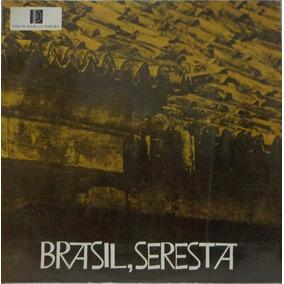 Lp-brasil Seresta-carlos Poyares E Regional-1974-m.pereira