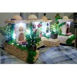 Pesebres, Portales, Decoración Navidad. Casas, Palomeras