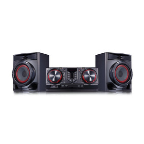 Minicomponente Lg Cj44 480w Rms Cd Bluetooth Dual-usb