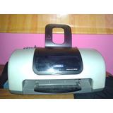 Impresora Epson C43ux + Cables Funciona No Sale Tinta Repues