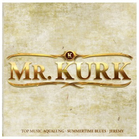Cd Mr. Kurk - Última Edição
