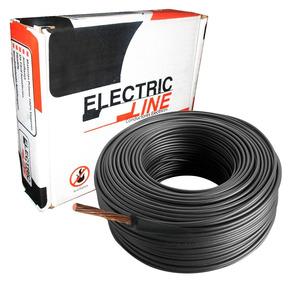 Cable Electric Line Calibre 10 100% Cobre 100 M Ferre Fast