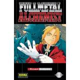 Manga Fullmetal Alchemist #1