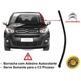 Borracha Parabrisa C3 Picasso L. Esquerdo - Original