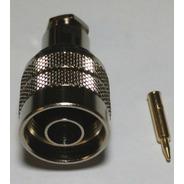 Conector N Macho Para Rgc58 Rfs