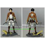 Shingeki No Kyojin Attack On Titan Figura Levi Importado