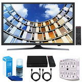 Samsung Un49m Pulgadas Full Hd Tv Led Smart W / Tuner Bundl