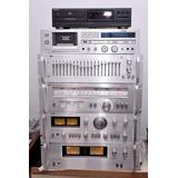 Polyvox 5000 Pm5000 Cm5000 Tp 5000 Deck Equalizador Leia!