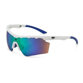Azul Oculos Sol Branco C De Mormaii - Óculos De Sol Com lente ... 71438a0758