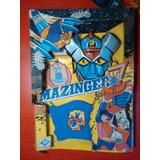 Disfraz De Mazinger Z Original