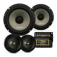 Kit 2 Vias Audiophonic Sensation Ks 6.2 130 Rms 6.5 High-end