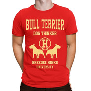 Remera Bull Terrier Hf ® (12) Original 100% Serigrafia